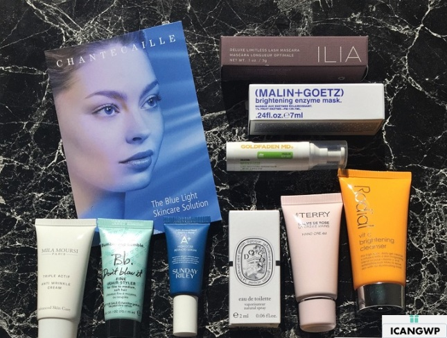space nk gift bag summer 2019 spoilers by icangwp blog