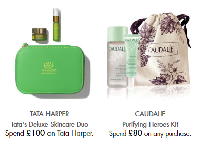 Space NK uk Offers and Gifts with Purchase