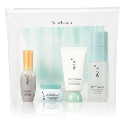 Sulwhasoo Yours with any 350 Sulwhasoo Purchase