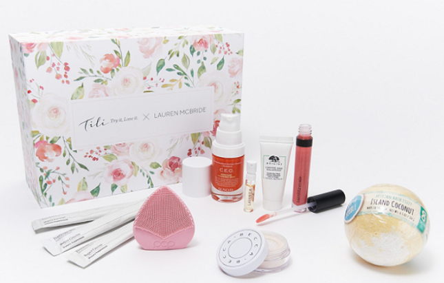 TILI Try It  Love It x Lauren McBride Subscription Beauty Box — QVC.com.png