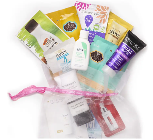 walgreens Beauty Enthusiast Sample Bag icangwp blog august 2019