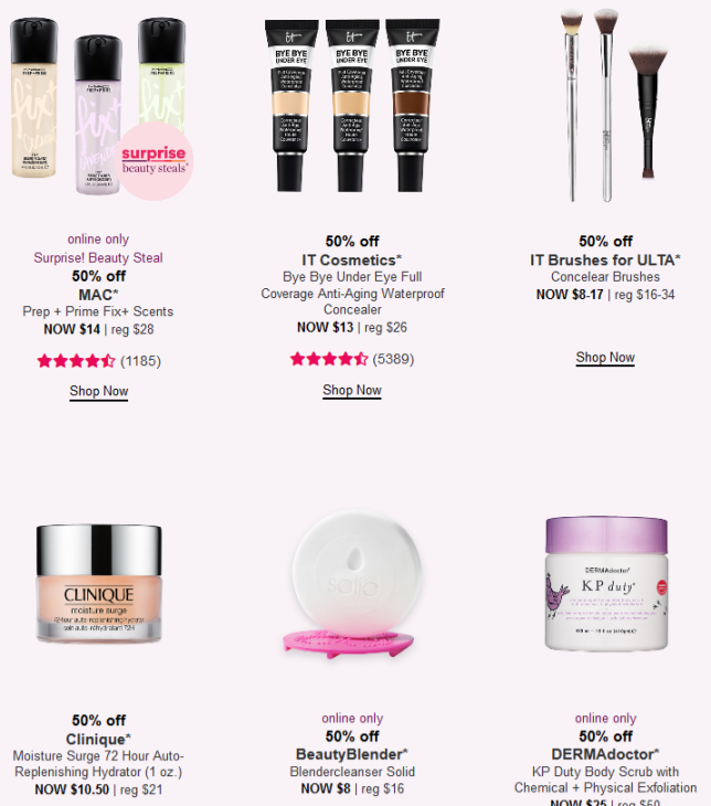 21 Days of Beauty Event Ulta Beauty day 20
