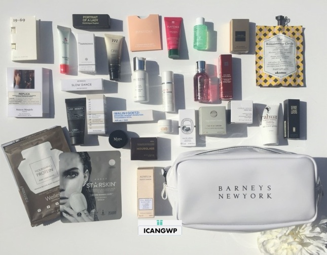 barneys love yourself gift bag 2019 unboxing icangwp blog