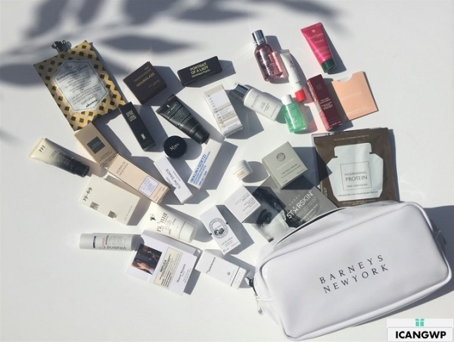 barneys love yourself gift with purchase 2019 unboxing icangwp beauty blog