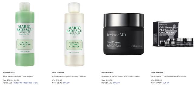 Beauty Sale Discount Perfume Makeup More Deals Nordstrom price match ult