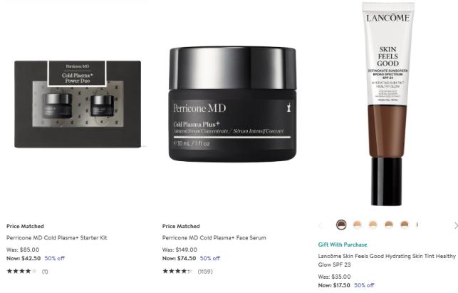 Beauty Sale Discount Perfume Makeup More Deals Nordstrom price match ulta icangwp blog
