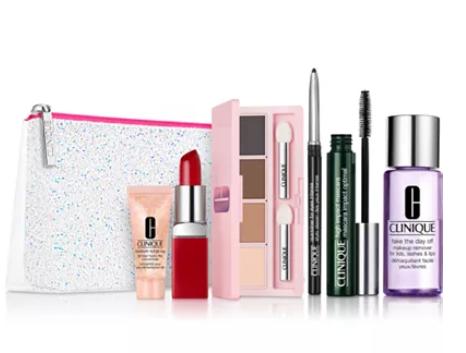 Clinique 7 Pc. Merry Bright Set Reviews Makeup Beauty Macy s