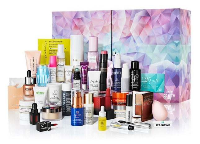 cult beauty advent calendar 2019 icangwp blog new