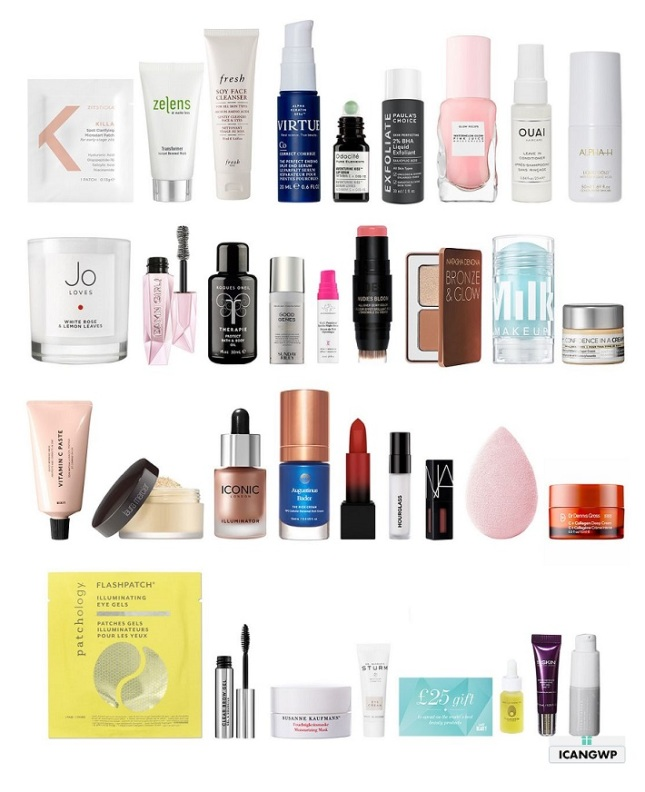 cult beauty advent calendar 2019 spoilers icangwp beauty blog new