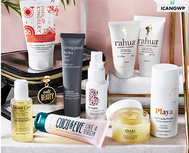 cult beauty goody bag autumn 2019 haircare icangwp blog