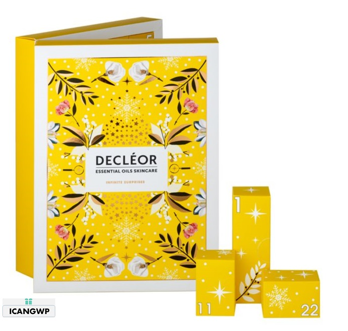 decleor advent calendar 2019 icangwp blog.jpg