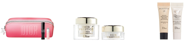 dior Gift with Purchase Nordstrom icangwp blog