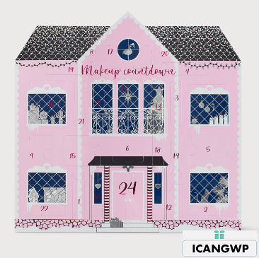 h and m Beauty Advent Calendar 2019 icangwp blog.png