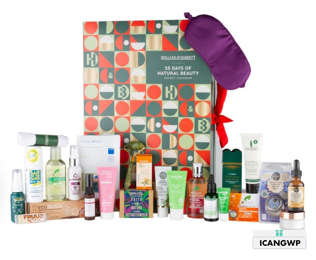 holland and barrett advent calendar 2019 icangwp blog.jpg