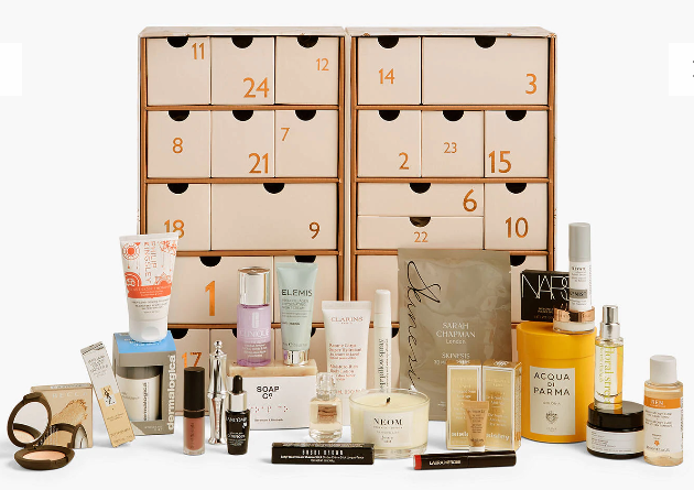 John Lewis   Partners Beauty Advent Calendar 2019 at John Lewis   Partners icangwp blog.png