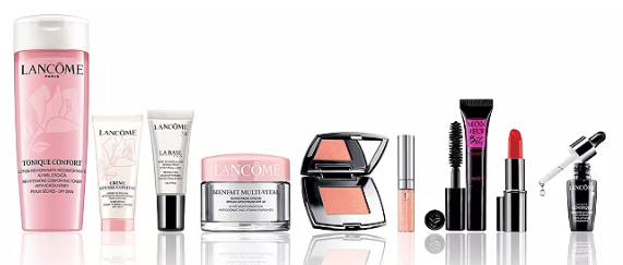 Lancôme Mystery gift with any  125 Lancôme purchase    Bloomingdales icangwp blog.png