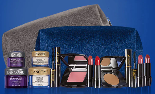 lancome gift with purchase september 2019 Von Maur icangwp blog