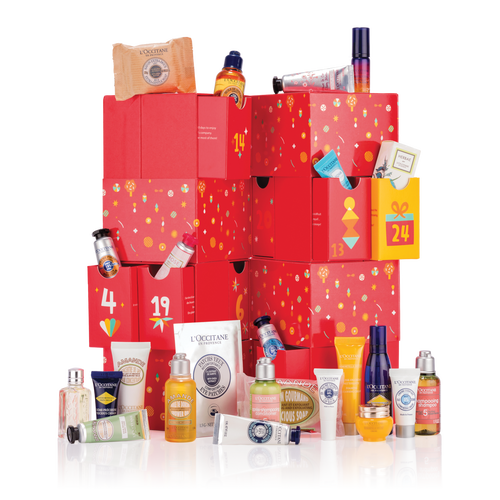 Loccitane advent calendar 2019 usa luxury icangwp