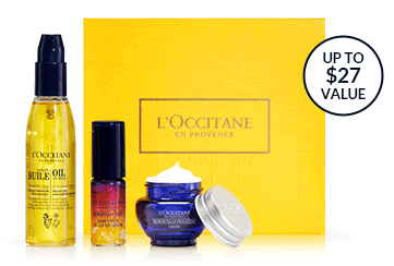 loccitane You Get 20 Your Friends Get 20 WIN WIN
