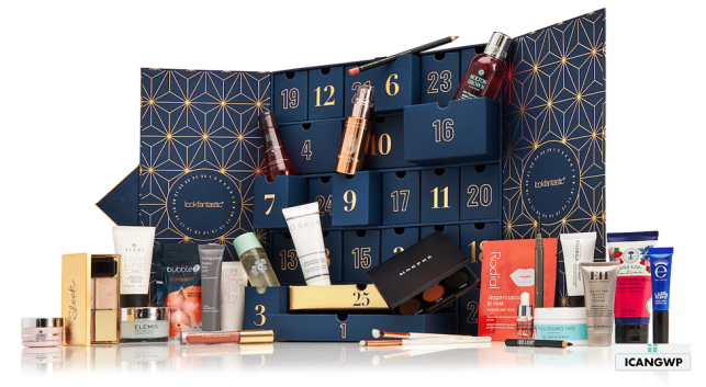 lookfantastic advent calendar 2019 3d icangwp blog