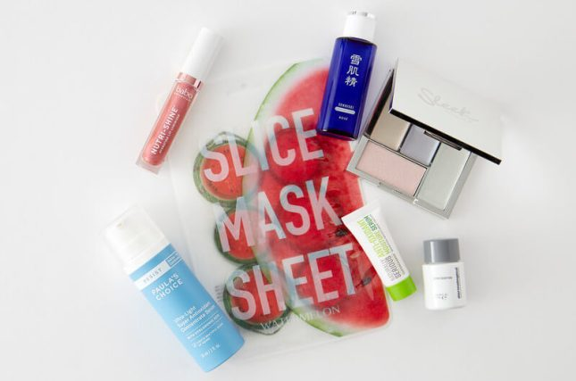 lookfantastic beauty bag september 2019 icangwp blog