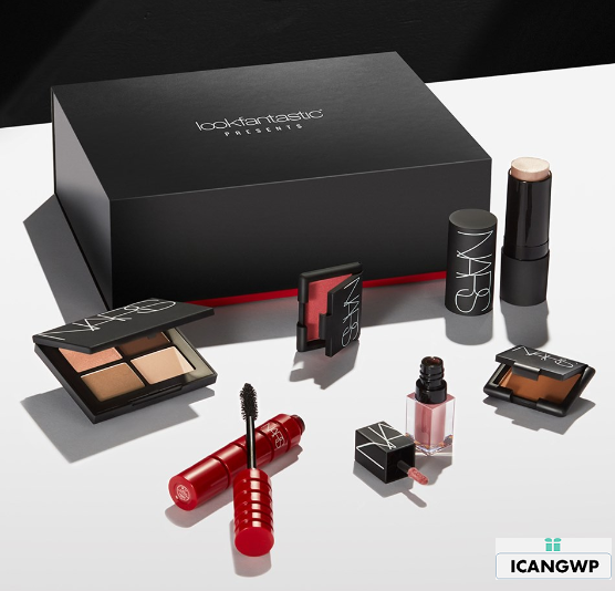 lookfantastic x nars limited edition beauty box icangwp beauty blog 2019