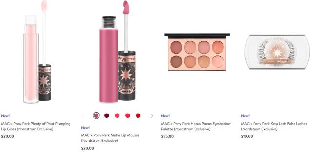 mac pony Beauty Makeup Perfume Fragrance Nordstrom