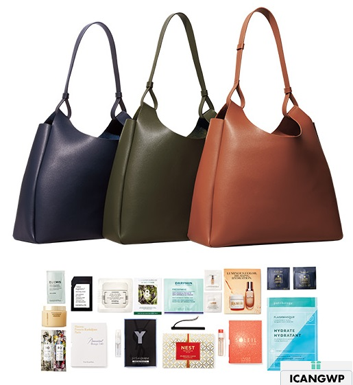 neiman marcus tote filled sample bag icangwp beauty blog september 2019