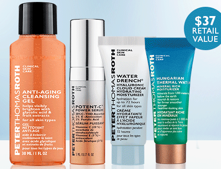 Peter Thomas Roth FREE Gift When You Spend 50 icanwp