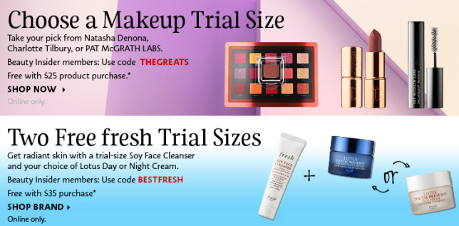 Sephora Coupons Promo Codes Coupon Codes Sephora sep 26