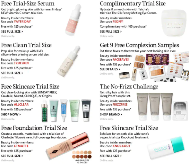 Sephora Coupons Promo Codes Coupon Codes Sephora september 2019 2