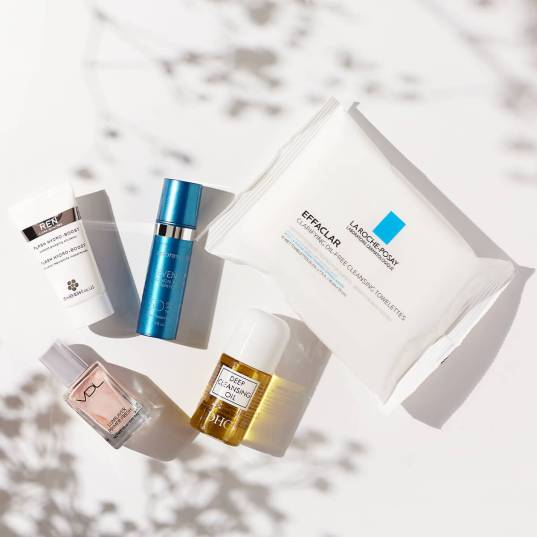 skincarerx 5pc beauty bag icangwp blog