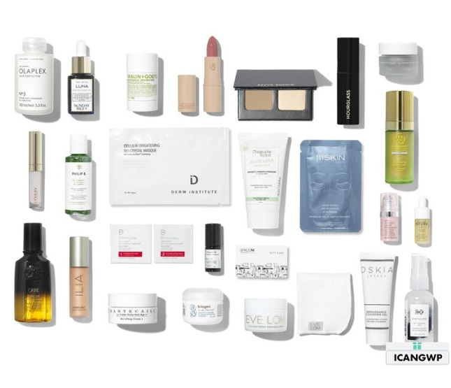 space nk advent calendar 2019 usa icangwp beauty blog