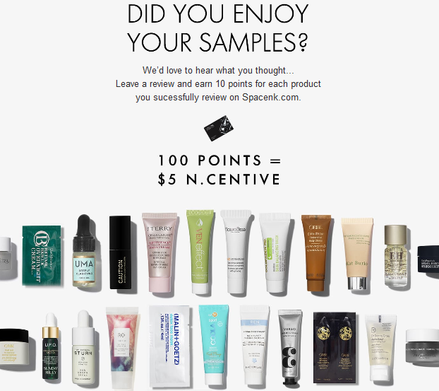 space nk review to get free points icangwp blog