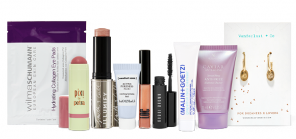 Spend 100 get a free Birchbox Golden You Bundle icangwp beauty blog