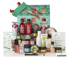 the body shop advent calendar 2019 icangwp beauty blog beauty advent calendar 2019