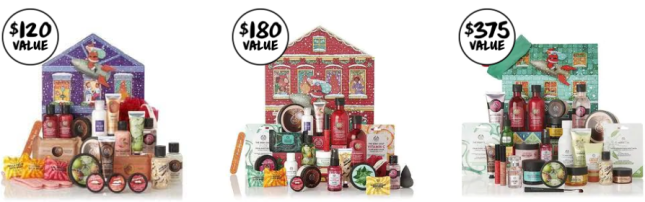 the body shop advent calendar USA icangwp blog.png