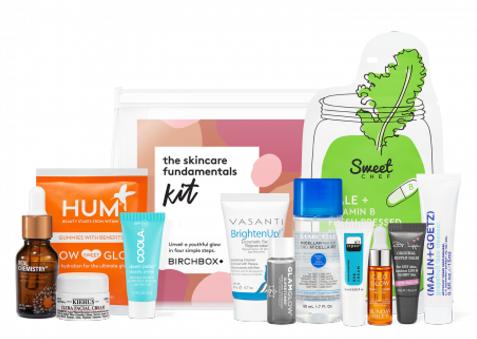The Skincare Fundamentals Kit