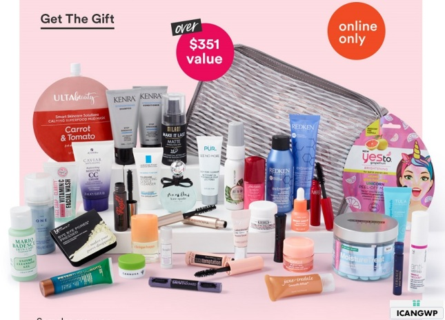 ulta platinum beauty bag september 2019 icangwp blog