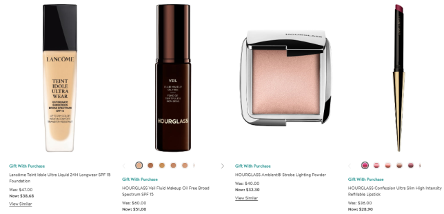 15 off beauty Nordstrom icangwp blog october 2019 3