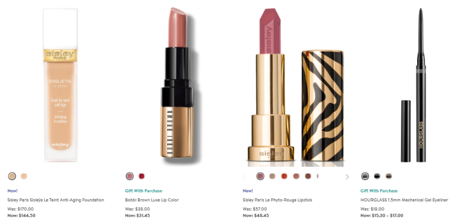 15 off beauty Nordstrom icangwp blog october 2019