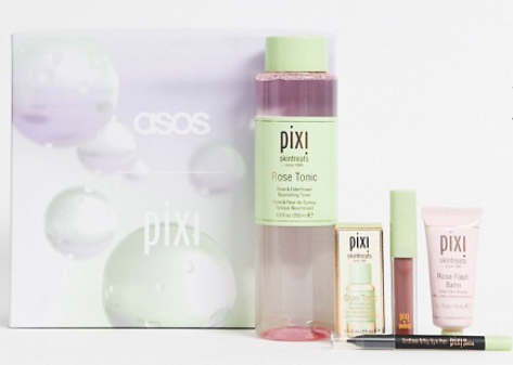 ASOS X Pixi Brand Takeover Box Over 70 Saving ASOS
