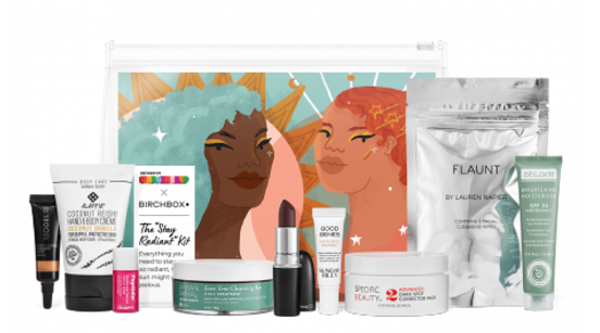 Birchbox x Refinery29 Unbothered The Stay Radiant Complexion Kit