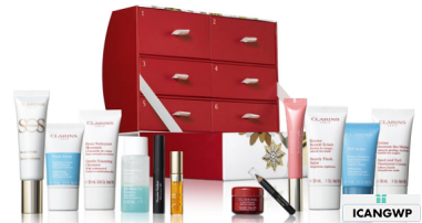 clarins Advent Calendars 2019 icangwp blog beauty advent calendar 2019