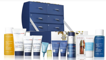 Clarins men Advent Calendar 2019 icangwp blog men advent calendar 2019