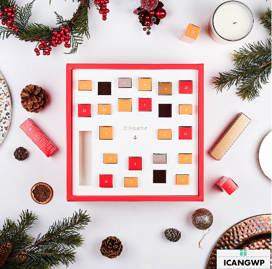 Dr. Hauschka Christmas 2019 Advent Calendar icangwp blog