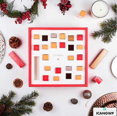Dr. Hauschka Christmas 2019 Advent Calendar icangwp blog