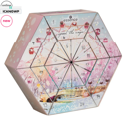 Essence Spread the Magic Advent Calendar   Ulta Beauty icangwp.png