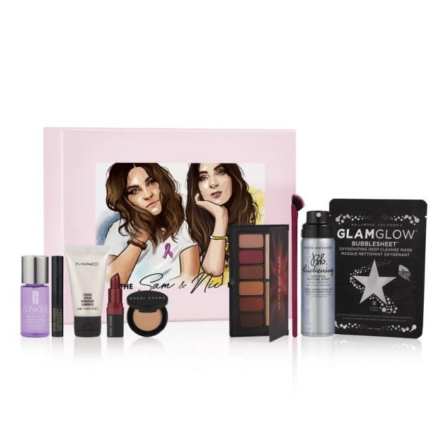 estee lauder beauty box The Sam & Nic Edit Beauty Box icangwp