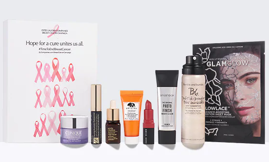 estee lauder companies breast cancer beauty box 2019 icangwp blog 2